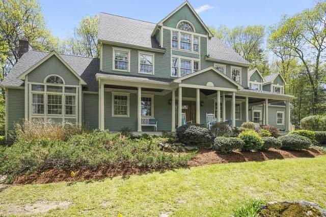 5 Kathryn Rd, Foxboro, MA 02035 (MLS #72662310) :: Westcott Properties