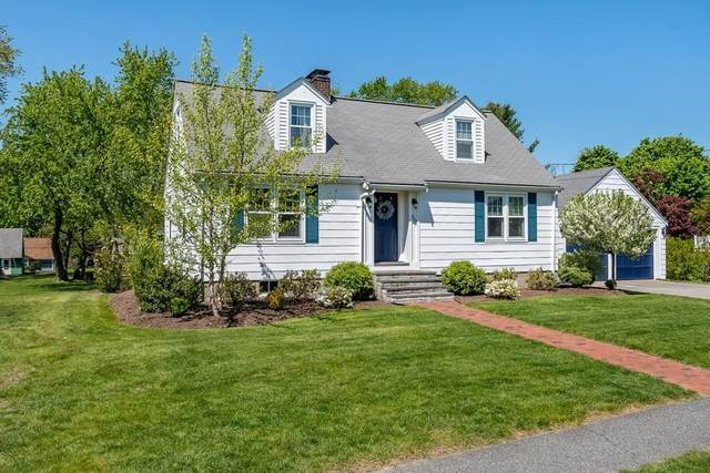 50 Park Ave, Natick, MA 01760 (MLS #72662338) :: Kinlin Grover Real Estate