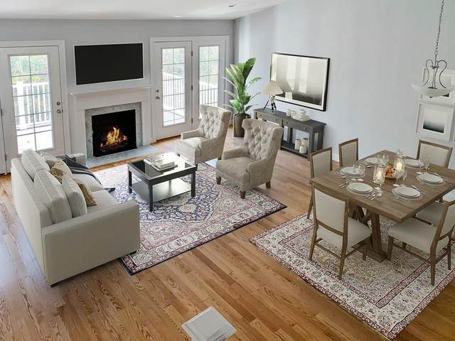 28 Bartlett Rd. #28, Hanover, MA 02339 (MLS #72662365) :: Cosmopolitan Real Estate Inc.