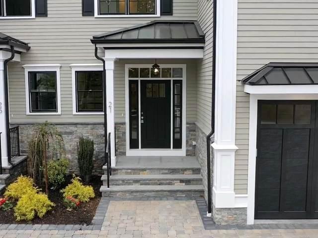 21 Cloelia Terrace #21, Newton, MA 02460 (MLS #72662430) :: Trust Realty One