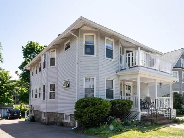 134 Tyndale St #2, Boston, MA 02131 (MLS #72662512) :: Berkshire Hathaway HomeServices Warren Residential