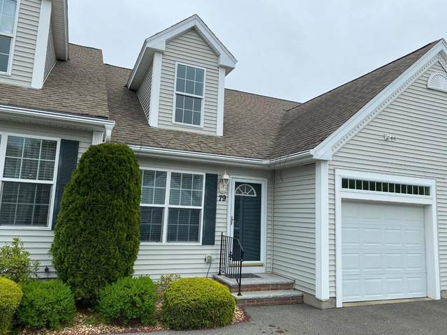 79 Brookview Road #79, Windham, NH 03087 (MLS #72662517) :: Trust Realty One