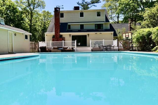 5 Moonpenny Dr., Boxford, MA 01921 (MLS #72662525) :: The Gillach Group
