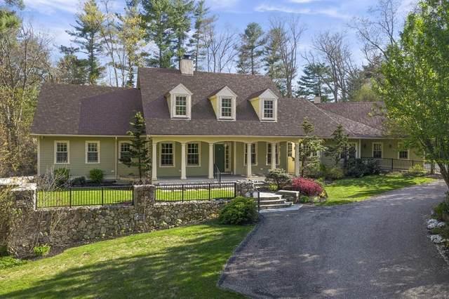 49 Aberdeen Rd, Weston, MA 02493 (MLS #72662605) :: Spectrum Real Estate Consultants