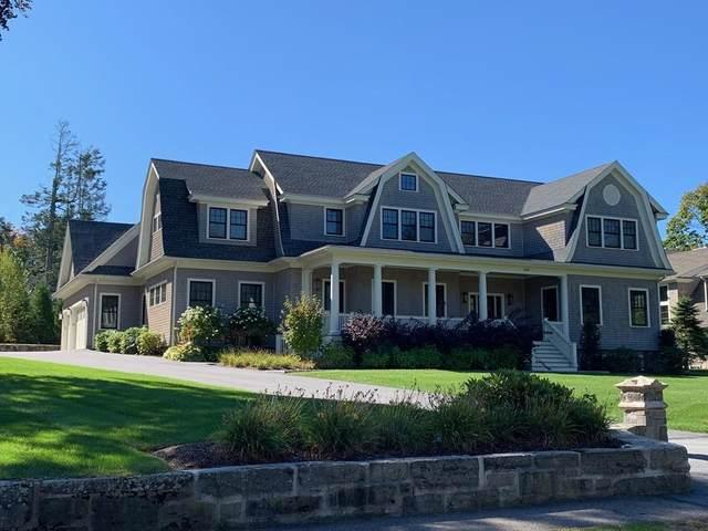 63 Reservoir Lane, Brookline, MA 02467 (MLS #72662612) :: The Duffy Home Selling Team