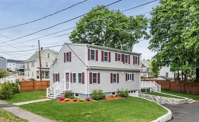 41 Andrews St, Norwood, MA 02062 (MLS #72662630) :: Trust Realty One