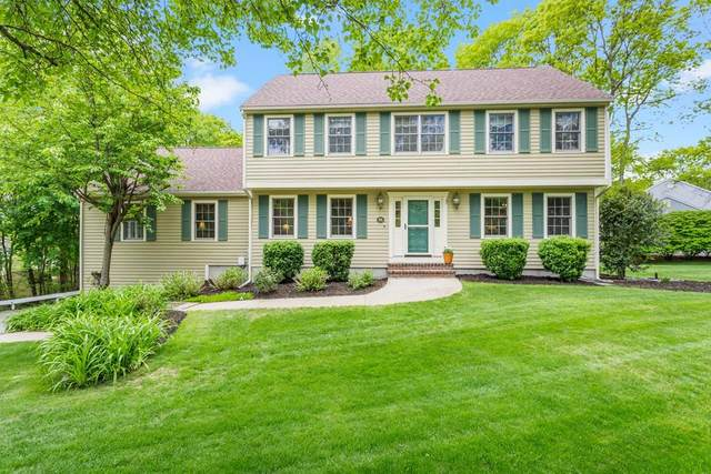 68 Monahan Ln, Mansfield, MA 02048 (MLS #72662632) :: Spectrum Real Estate Consultants