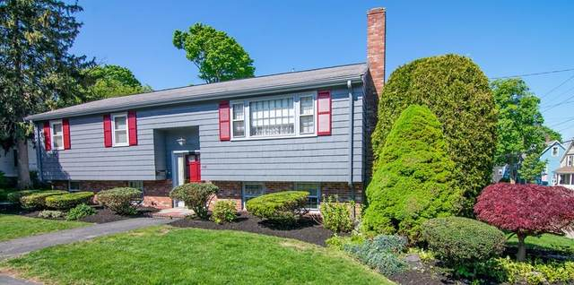 148 Whitman Ave, Melrose, MA 02176 (MLS #72662638) :: Spectrum Real Estate Consultants