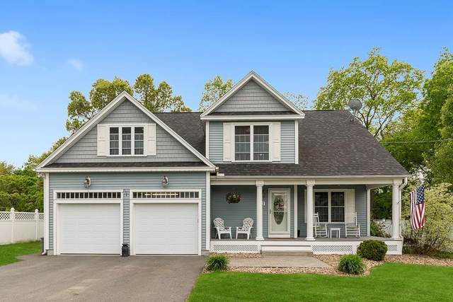 3 Porter Ave, Methuen, MA 01844 (MLS #72662643) :: Trust Realty One