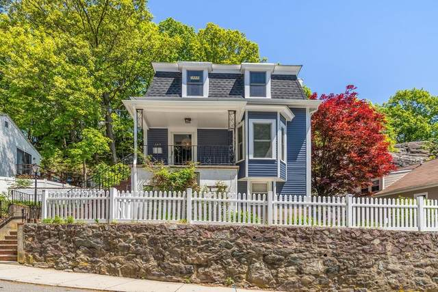 143 Tremont Street, Malden, MA 02148 (MLS #72662644) :: DNA Realty Group