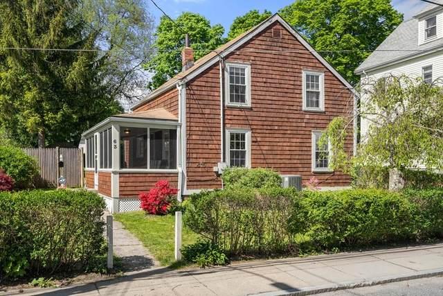 63 Birchwood St, Boston, MA 02132 (MLS #72662655) :: Trust Realty One