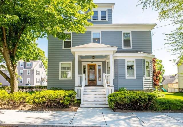 93 Cottage St, Norwood, MA 02062 (MLS #72662730) :: Trust Realty One