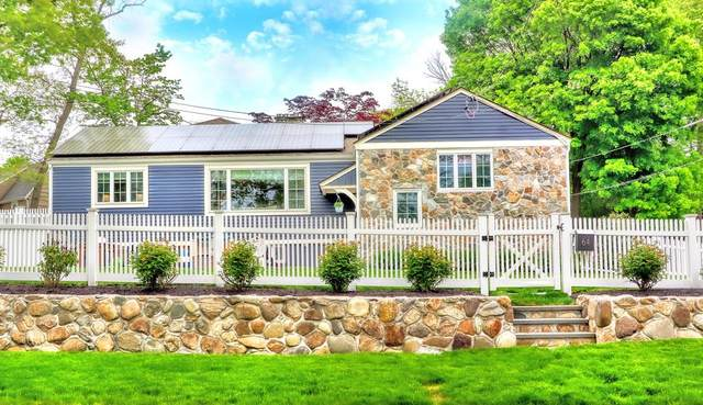 64 Woodcrest Dr, Melrose, MA 02176 (MLS #72662738) :: Berkshire Hathaway HomeServices Warren Residential