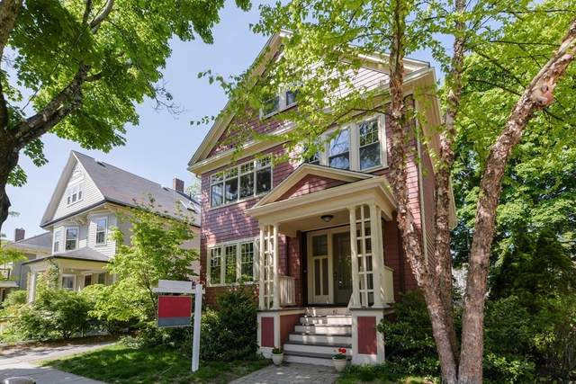 42 Aldworth St #2, Boston, MA 02130 (MLS #72662755) :: Kinlin Grover Real Estate