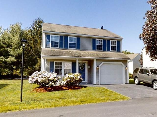 12 Mulberry Way #12, Tewksbury, MA 01876 (MLS #72662892) :: The Gillach Group