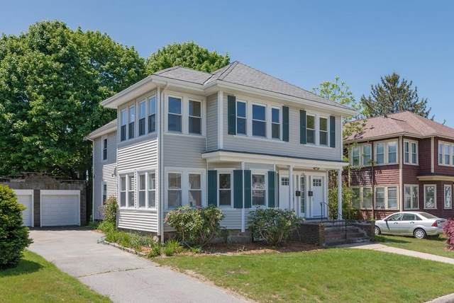136 Manthorne Road #2, Boston, MA 02132 (MLS #72662919) :: Westcott Properties