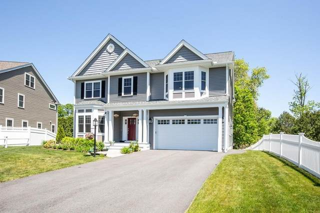 3 Tufts Rd, Woburn, MA 01801 (MLS #72662923) :: Exit Realty