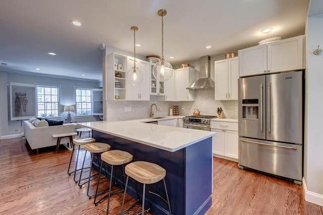 5 Elm St. #5, Boston, MA 02129 (MLS #72662938) :: DNA Realty Group