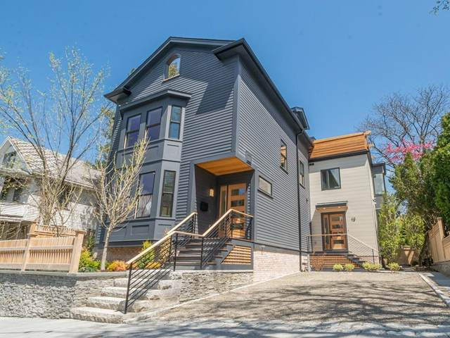 13 Vincent St, Cambridge, MA 02140 (MLS #72662976) :: Conway Cityside