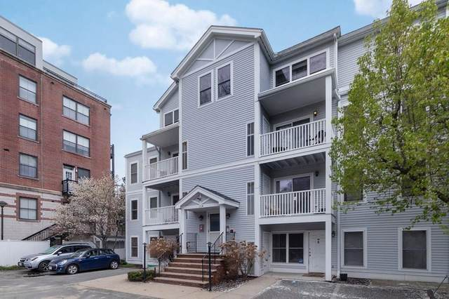 20 Cameron St #101, Brookline, MA 02445 (MLS #72662997) :: Berkshire Hathaway HomeServices Warren Residential