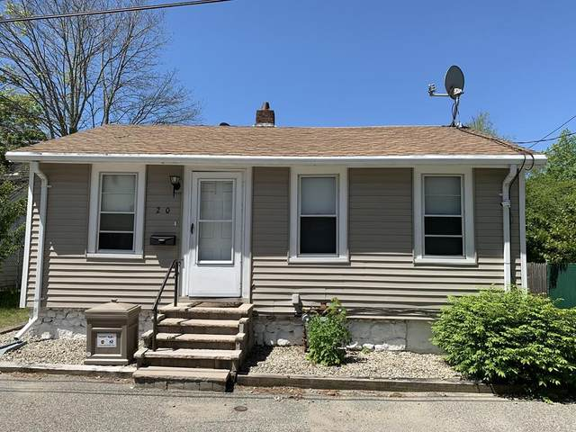 20 Darling Ct, Rockland, MA 02370 (MLS #72663004) :: Anytime Realty
