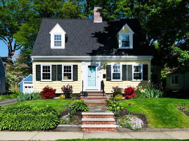 57 Damon Avenue, Melrose, MA 02176 (MLS #72663011) :: Berkshire Hathaway HomeServices Warren Residential