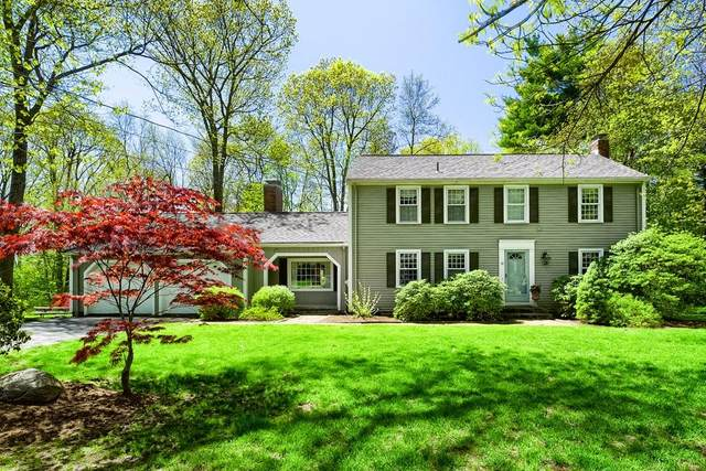 32 John Alden Rd., Holden, MA 01520 (MLS #72663040) :: Kinlin Grover Real Estate