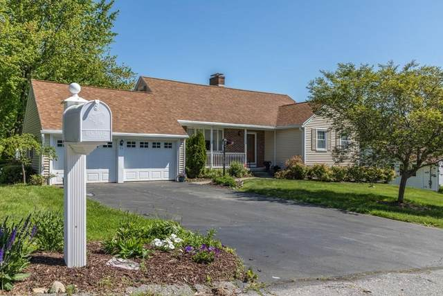 77 Hardy Drive, Leominster, MA 01453 (MLS #72663071) :: Kinlin Grover Real Estate