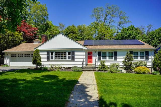 31 Apache Trail, Arlington, MA 02474 (MLS #72663077) :: Lauren Holleran & Team