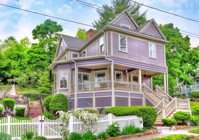 14 Summit Ave, Melrose, MA 02176 (MLS #72663080) :: Spectrum Real Estate Consultants