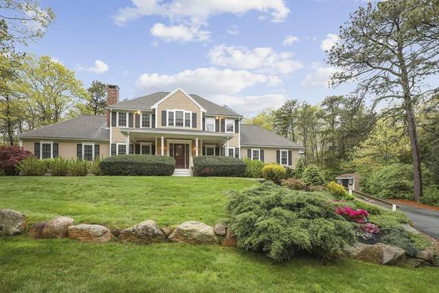 1356 Old Post Rd, Barnstable, MA 02648 (MLS #72663083) :: The Gillach Group