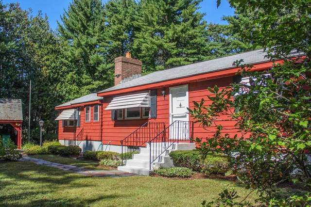 24 Butler Rd, Sudbury, MA 01776 (MLS #72663092) :: Kinlin Grover Real Estate