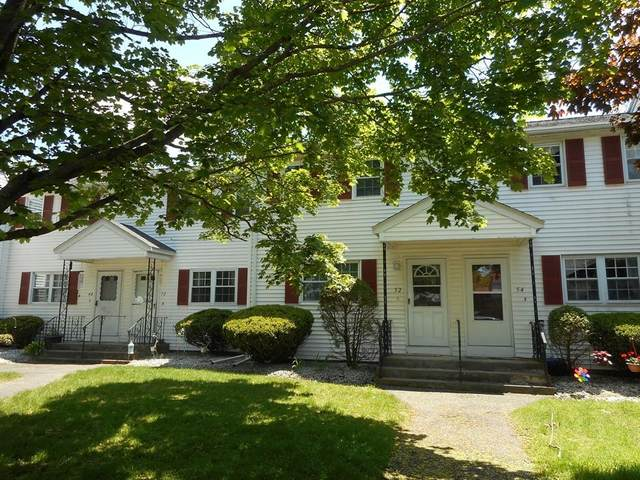 52 Arnold Ave #52, Lowell, MA 01852 (MLS #72663124) :: Trust Realty One