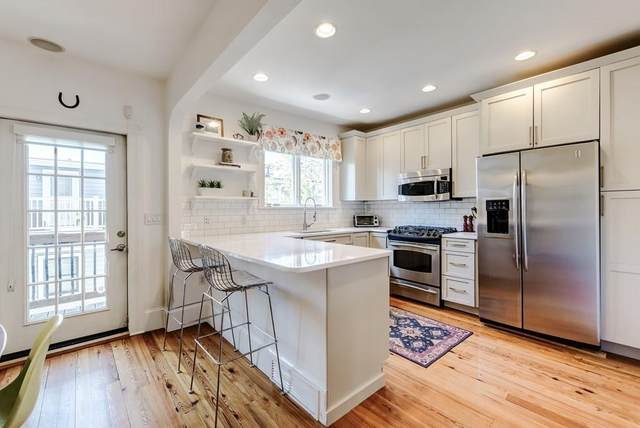 6 Wall St, Boston, MA 02129 (MLS #72663167) :: DNA Realty Group