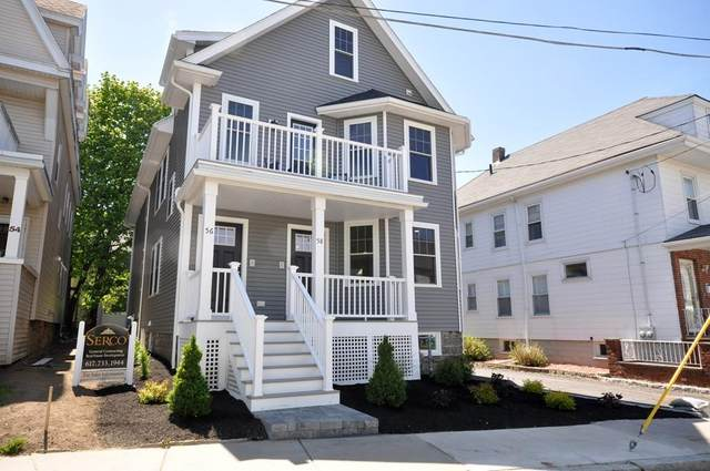 58 Dartmouth #58, Medford, MA 02155 (MLS #72663205) :: Trust Realty One