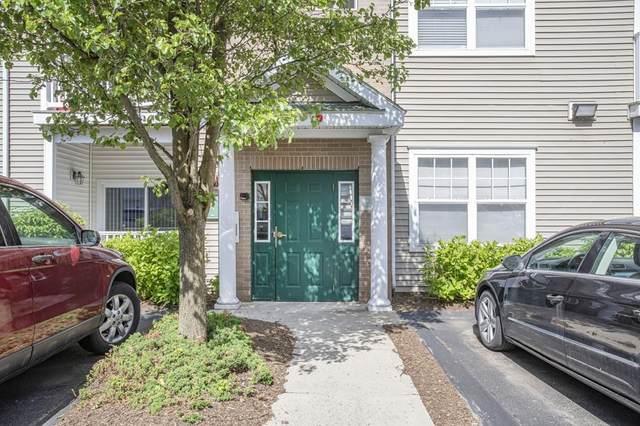 82 Mill Street #101, Woonsocket, RI 02895 (MLS #72663272) :: Spectrum Real Estate Consultants
