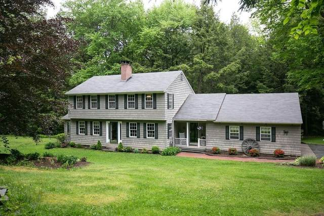 78 Meadowood Drive, Greenfield, MA 01301 (MLS #72663287) :: DNA Realty Group