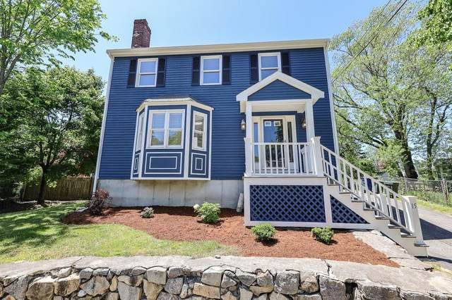 15 Boxford Terrace, Boston, MA 02132 (MLS #72663326) :: Trust Realty One