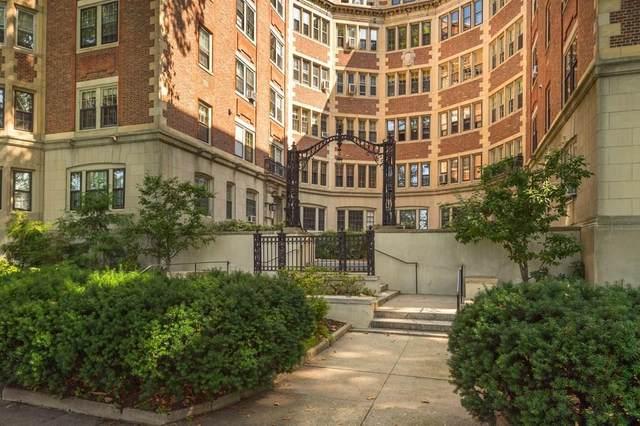 985 Memorial Drive #302, Cambridge, MA 02138 (MLS #72663337) :: Charlesgate Realty Group