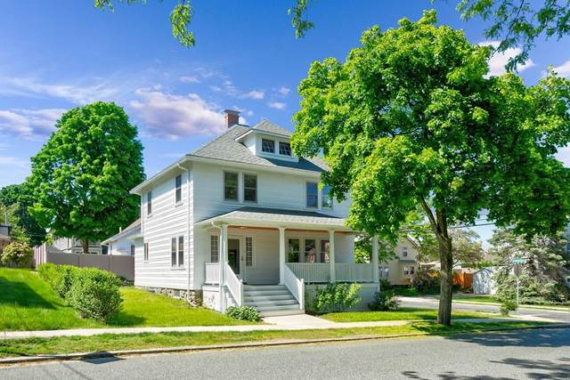 49 Highland Ave, Arlington, MA 02476 (MLS #72663395) :: RE/MAX Unlimited