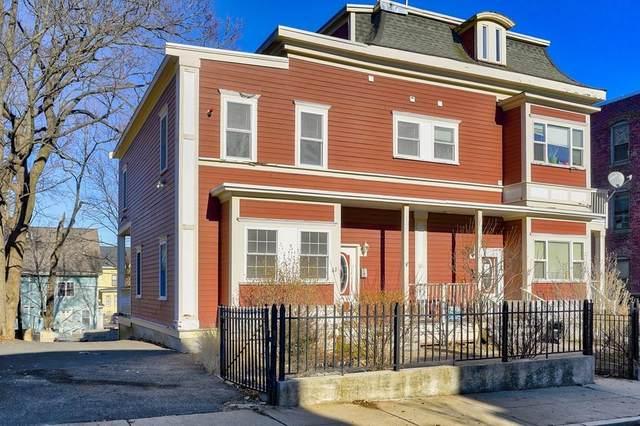 62 Clifford St C, Boston, MA 02119 (MLS #72663407) :: Westcott Properties