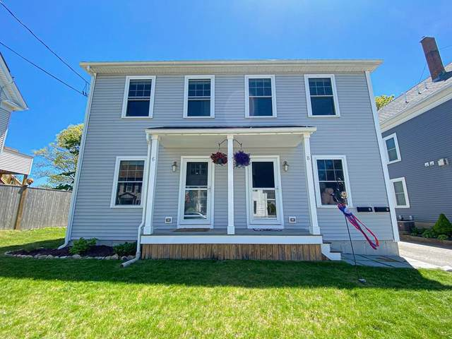 6 Shepherd St #6, Gloucester, MA 01930 (MLS #72663422) :: DNA Realty Group