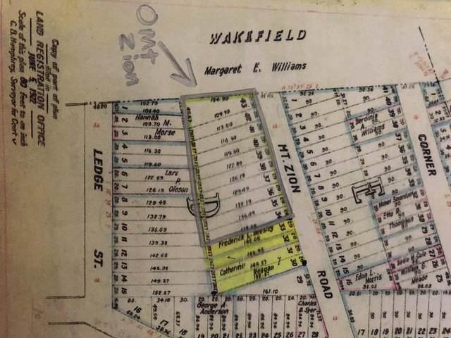 0 Mount Zion Rd L:, Melrose, MA 02176 (MLS #72663496) :: Berkshire Hathaway HomeServices Warren Residential