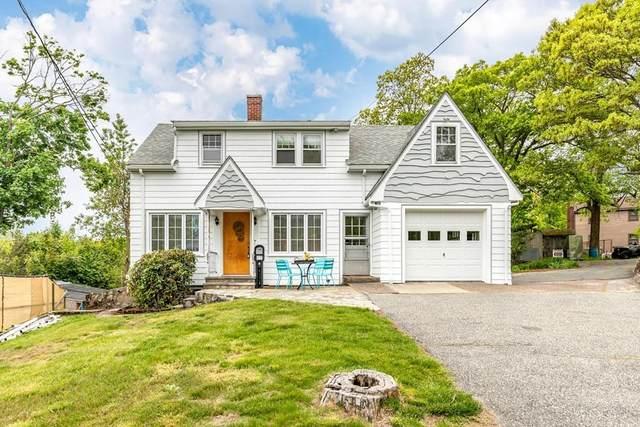 20 Mount Zion Rd, Melrose, MA 02176 (MLS #72663499) :: Berkshire Hathaway HomeServices Warren Residential