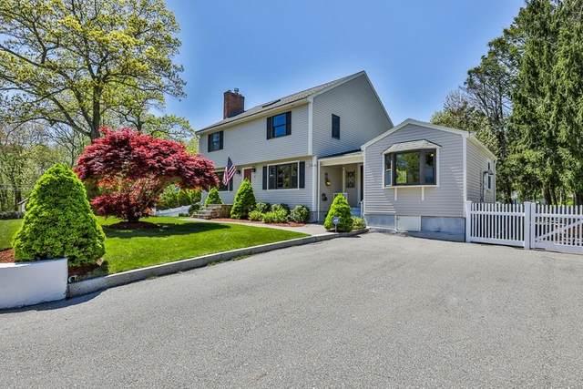 2 Glenview Road, Wilmington, MA 01887 (MLS #72663544) :: Westcott Properties