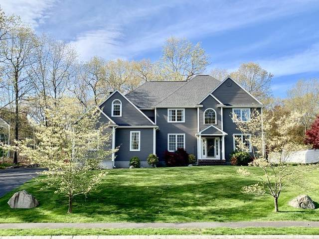 32 Harvestwood Ln, Mansfield, MA 02048 (MLS #72663570) :: Spectrum Real Estate Consultants