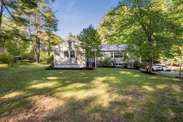 35 Mansion Dr, Topsfield, MA 01983 (MLS #72663600) :: Anytime Realty