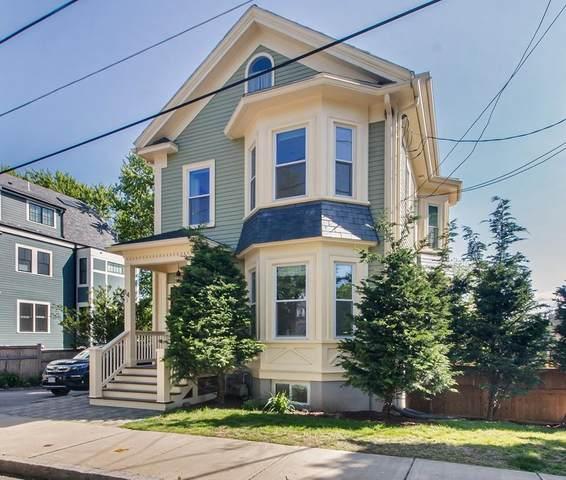 14 Appleton Street #1, Somerville, MA 02144 (MLS #72663626) :: Walker Residential Team