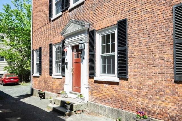 22 High St #5, Salem, MA 01970 (MLS #72663643) :: Anytime Realty