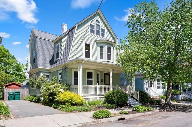 20 Red Rock Street, Lynn, MA 01902 (MLS #72663651) :: The Gillach Group